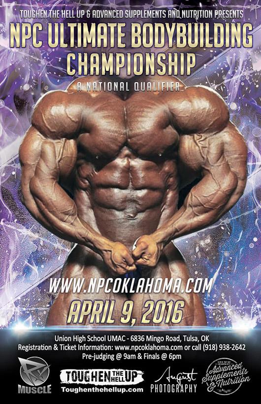 2016 NPC Ultimate Bodybuilding Championship