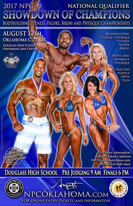 2017 showdown of champions npc oklahoma
