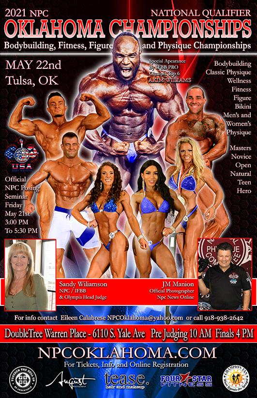 2021 Oklahoma Championship